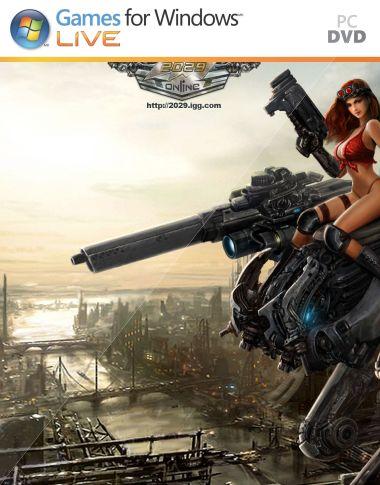 Постер игры 2029 Online