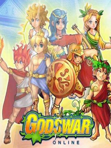 Постер игры GodsWar
