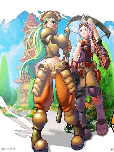 Постер игры Фантазиум