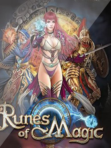 Постер игры Runes of Magic