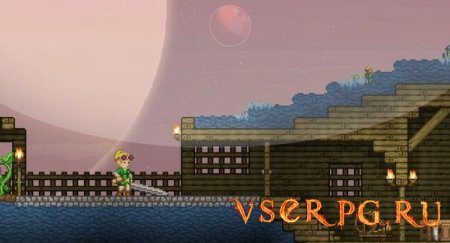Starbound screen 1
