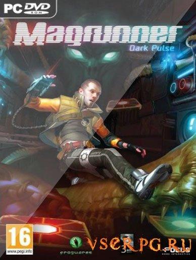 Постер игры Magrunner Dark Pulse