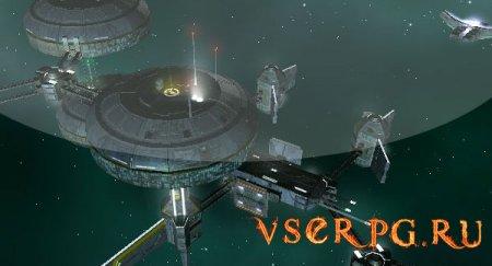 Звездные Волки 3 Пепел победы screen 1