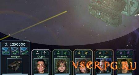 Звездные Волки 3 Пепел победы screen 2