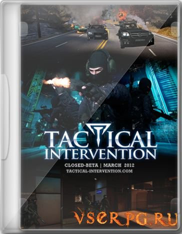 Постер игры Tactical Intervention