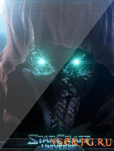 Постер игры StarCraft Universe