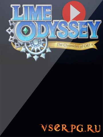 Постер игры Lime Odyssey The Chronicles of ORTA
