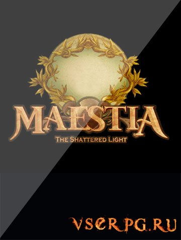 Постер игры Maestia The Shattered Light