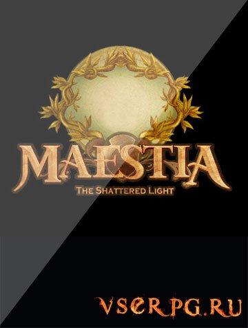 Постер игры Maestia The Shattered Light