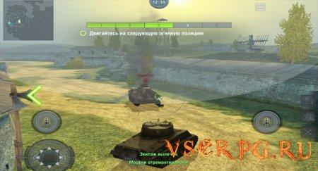 World of Tanks Blitz [iPhone iOS] screen 1