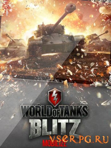 Постер игры World of Tanks Blitz [Android]