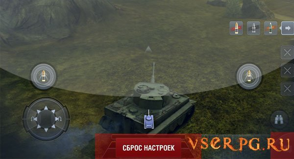 World of Tanks Blitz [Android] screen 3