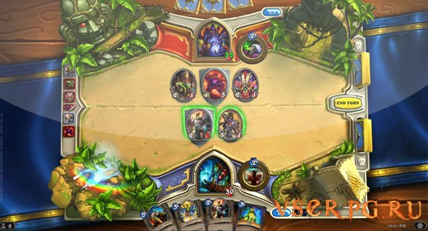 Hearthstone Heroes of Warcraft screen 3
