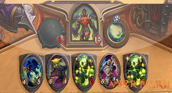 Hearthstone Heroes of Warcraft screen 2