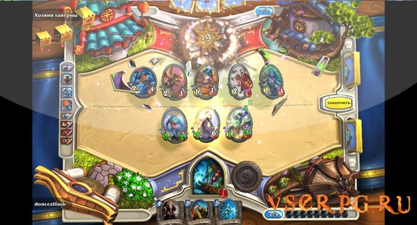 Hearthstone Heroes of Warcraft [iPhone iOS] screen 3