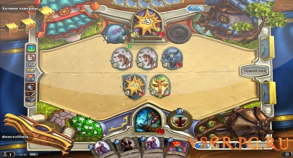 Hearthstone Heroes of Warcraft [iPhone iOS] screen 2