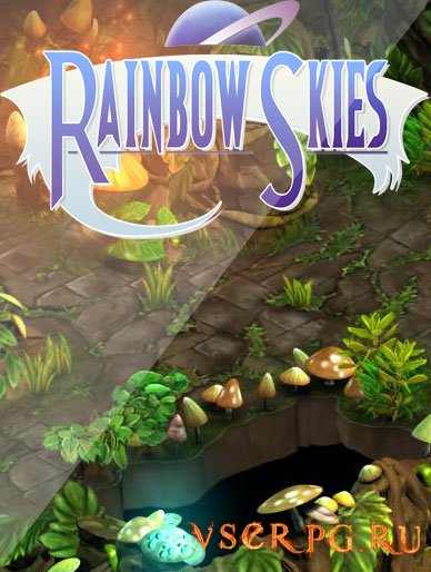 Постер игры Rainbow Skies [iPhone iOS]