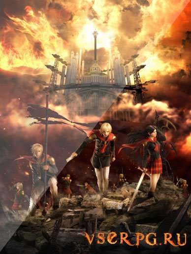 Постер игры Final Fantasy Agito [Android]