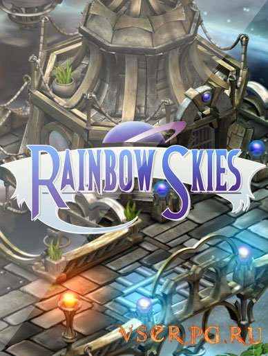 Постер игры Rainbow Skies [Android]