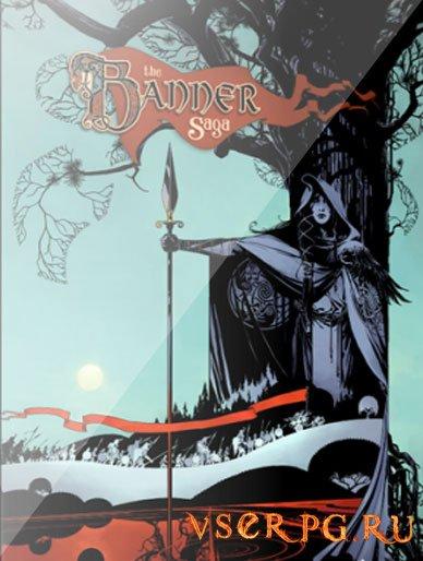Постер игры The Banner Saga