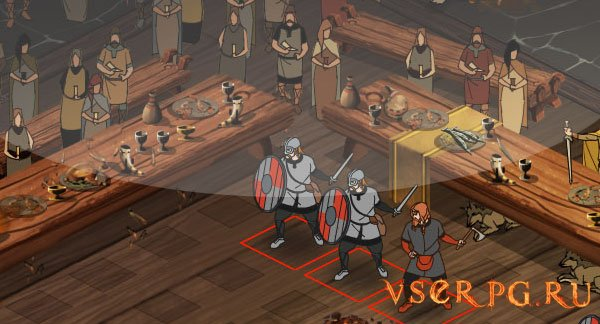 The Banner Saga screen 3
