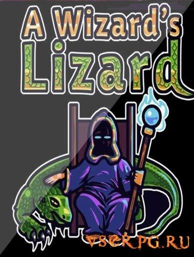 Постер игры Wizard's Lizard