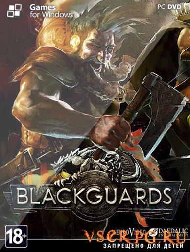Постер игры Blackguards