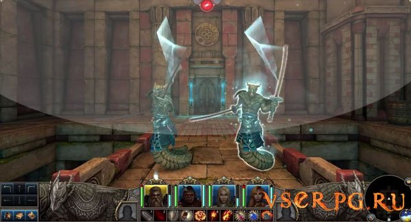 Might and Magic X Legacy screen 1