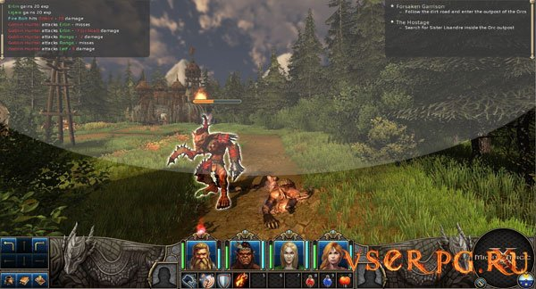 Might and Magic X Legacy screen 2