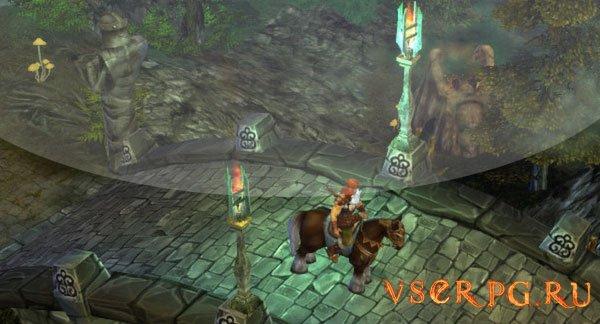 King's Bounty Воин Севера Лед и пламя screen 1