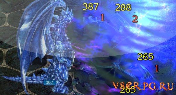 King's Bounty Воин Севера Лед и пламя screen 2