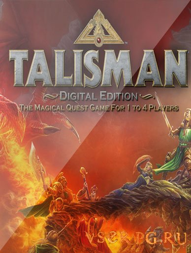 Постер игры Talisman Digital Edition