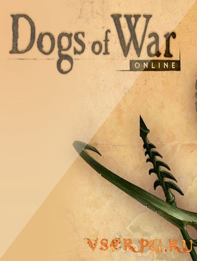 Постер игры Dogs of War Online
