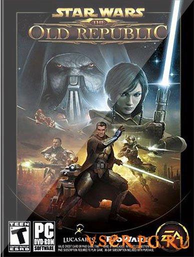 Постер игры Star Wars The Old Republic