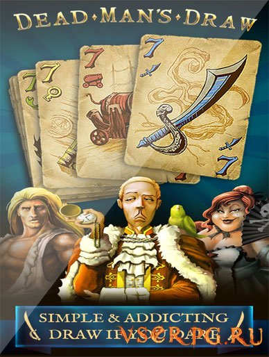 Постер игры Dead Man's Draw [iPhone iOS]