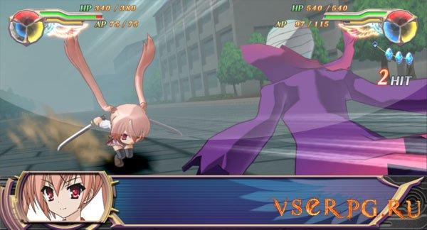 Super Heroine Chronicle [PS3] screen 1