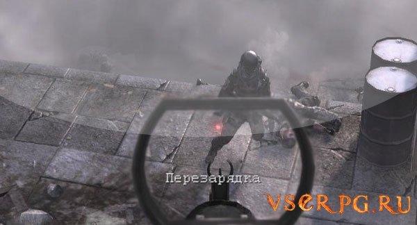 Call of Duty Modern Warfare 3 screen 1