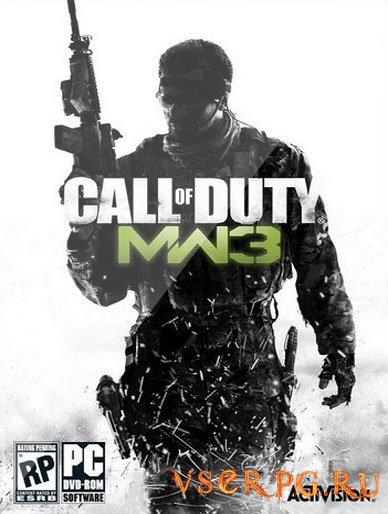 Постер игры Call of Duty Modern Warfare 3