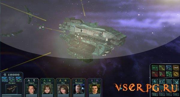 Звездные волки 2 Гражданская война screen 2