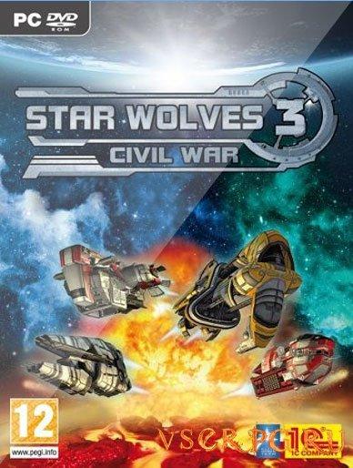 Постер игры Звездные волки 2 Гражданская война
