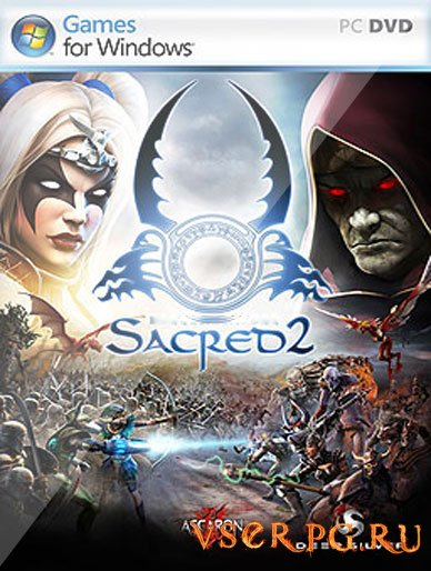 Постер игры Sacred 2 Ice and Blood