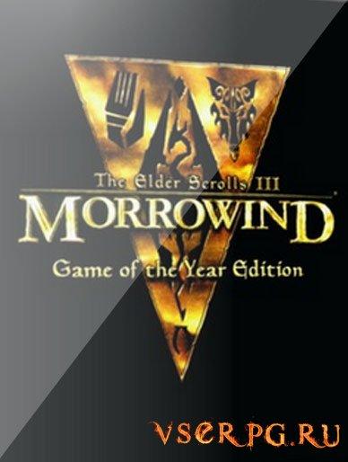 Постер игры Morrowind Overhaul