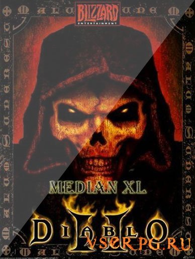 Постер игры Diablo 2 Median XL