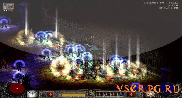 Diablo 2 Median XL screen 1