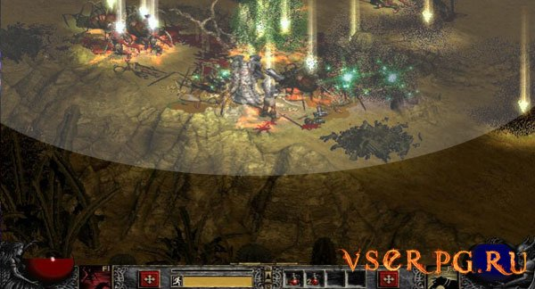 Diablo 2 Median XL screen 2
