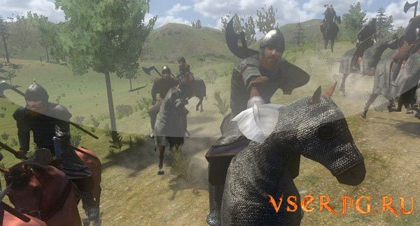 Mount and Blade Warband screen 3
