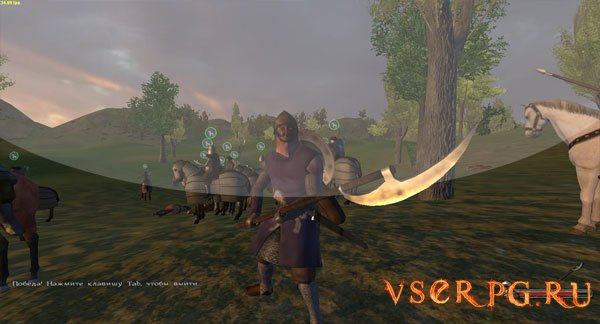 Mount and Blade Warband Napoleonic Wars screen 2