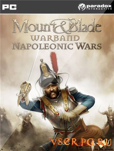Постер игры Mount and Blade Warband Napoleonic Wars