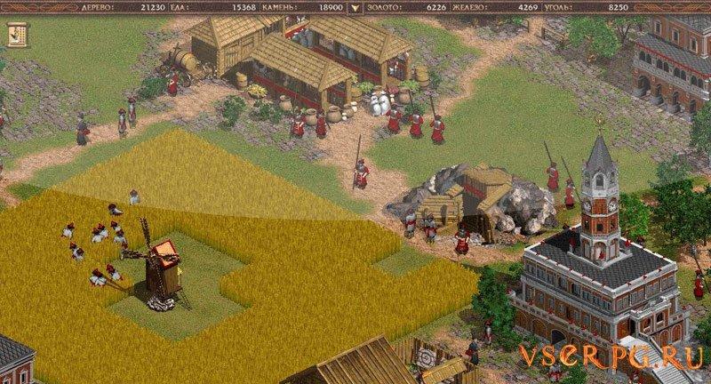 Казаки Снова война screen 3