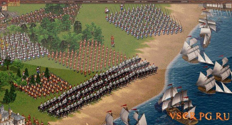Казаки Снова война screen 2